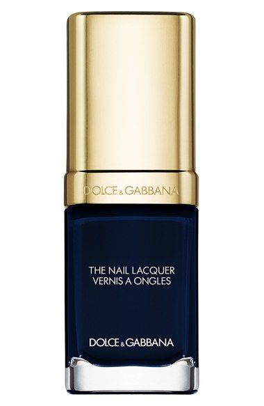 Dolce&Gabbana Beauty 'The Nail Lacquer' Liquid Nail Lacquer in Peacock