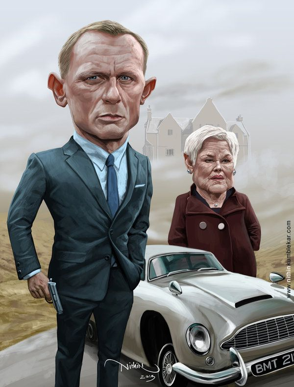 skyfall and bond relationship with interest