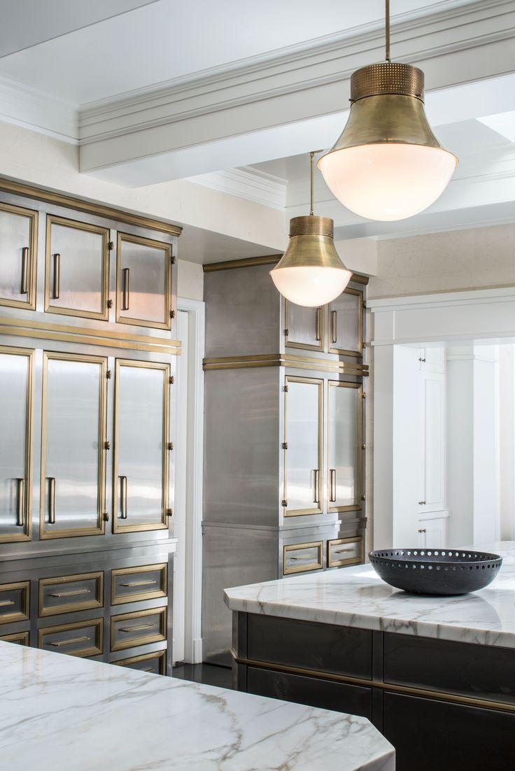 Precision small pendant h dise o de interiores de - Cocinas bonitas ...