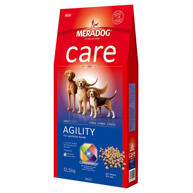Meradog Agility 12.5kg, Sport n Dog