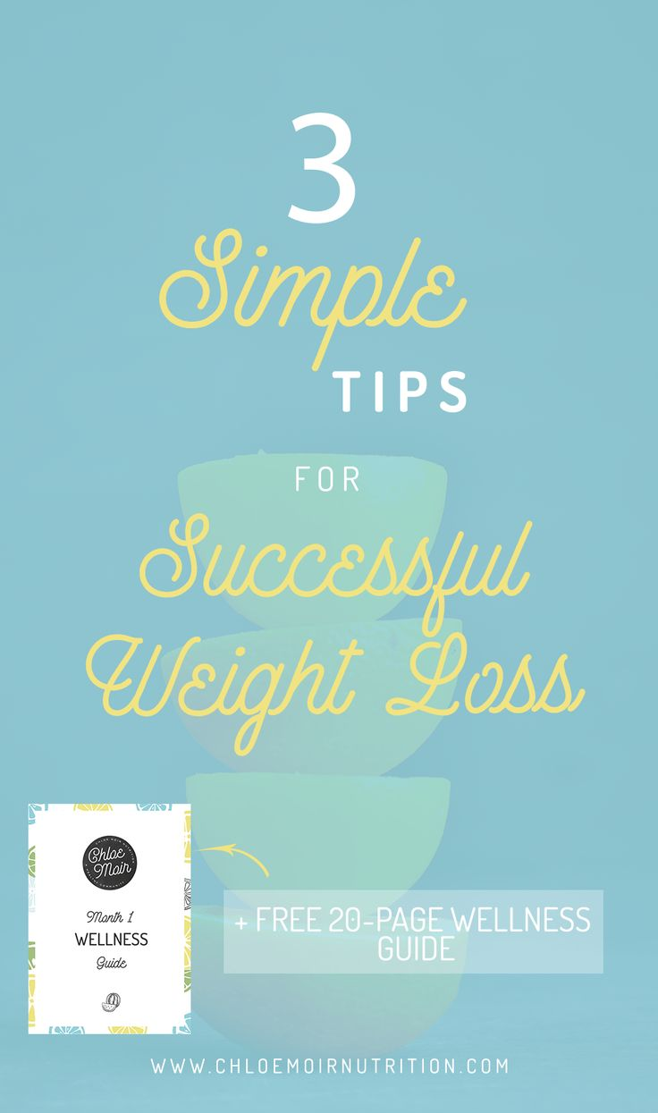 3 simple tips for successful weight loss. Nutrition Tips | Health Tips | Advice | Diet Tips | Fitness Tips | Weight Loss Tips | Natural | How to Lose Weight | Easy Weight Loss | Easy Health | Lose Fat