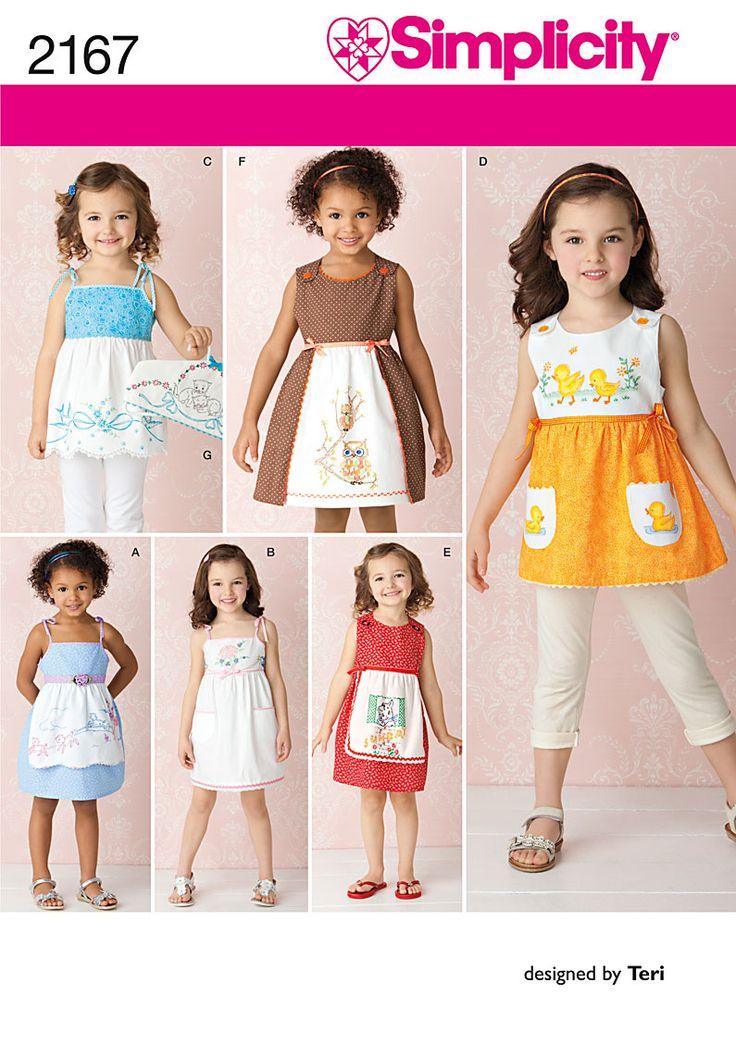 Die 27 besten Bilder zu Sewing Pillowcase Dresses auf Pinterest ...