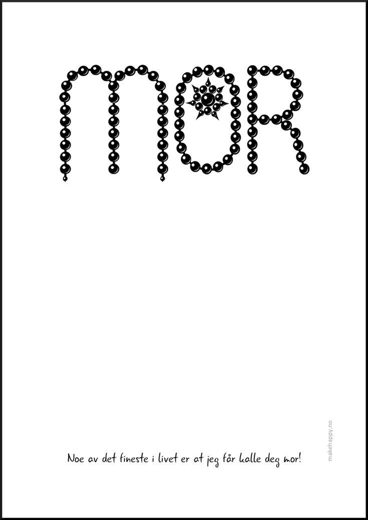 MOR - makehappy.no
