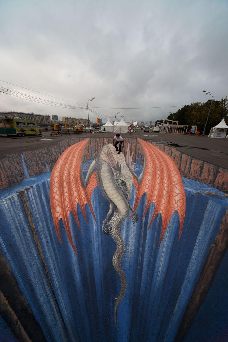 Edgar Mueller - Street Artist
