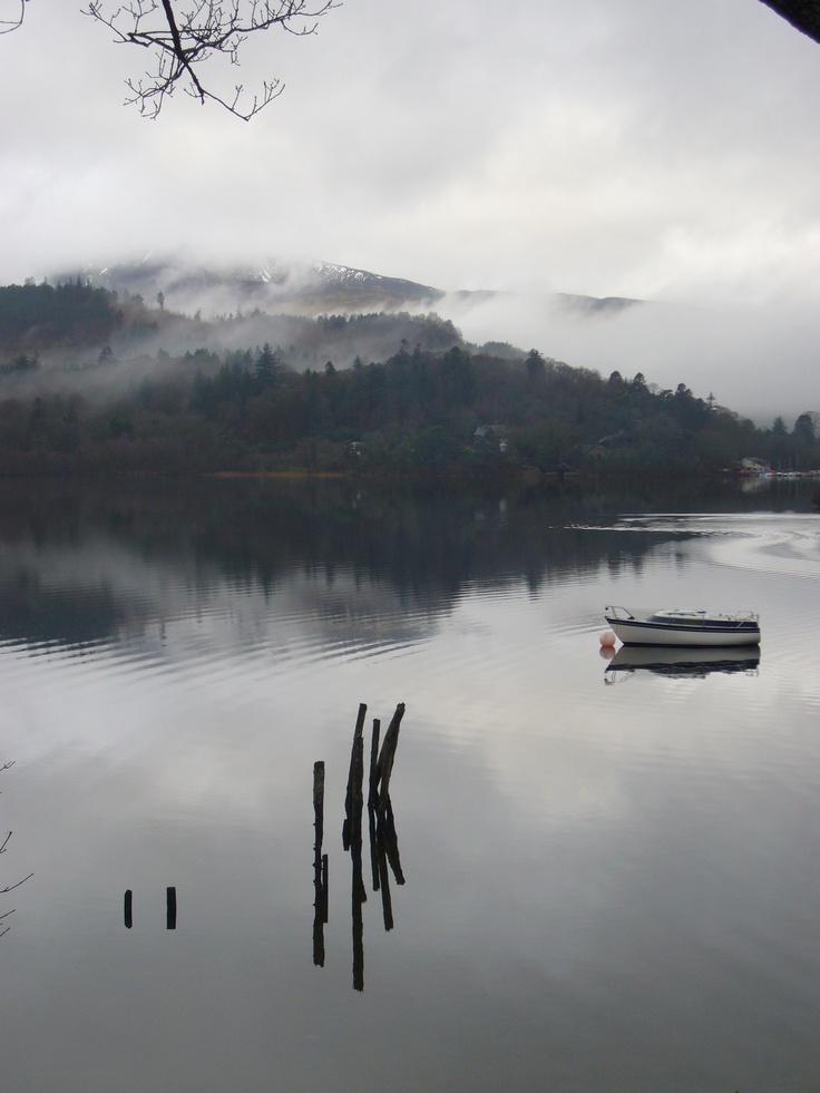 Derwentwater, Keswick, Lake District, UK