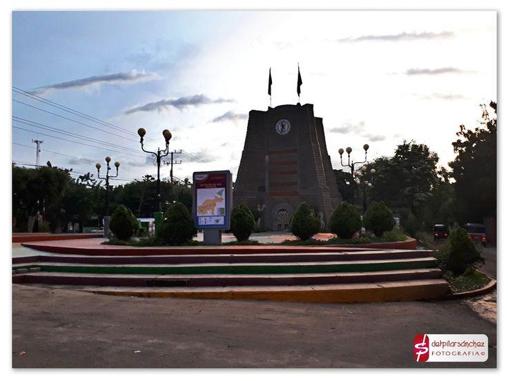 Monumento horno de cal en honor a los productores de cal. San Rafael del Sur #Managua #fotografia de #delpilarsanchez