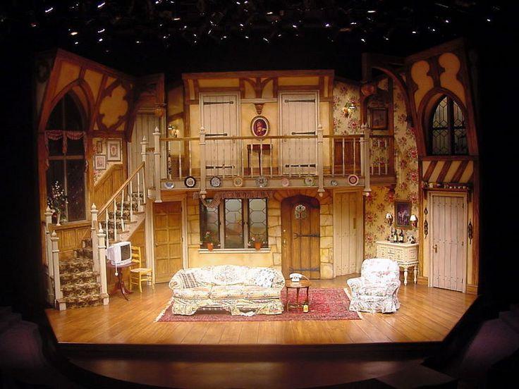 73 Best Scene Design Wagon Set Design Images On Pinterest Set Design Scenic Design And Theater