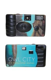 TMS Camera Vintage Owl City - Owl City Tour Vintage Owl City - Official Online Store on District Lines
