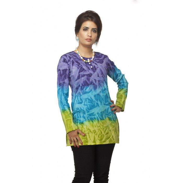 Jaipur Triangle Kurta | High5Store.com