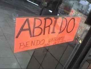 ¿CÓMO?   Los 32 carteles con los peores horrores de ortografía