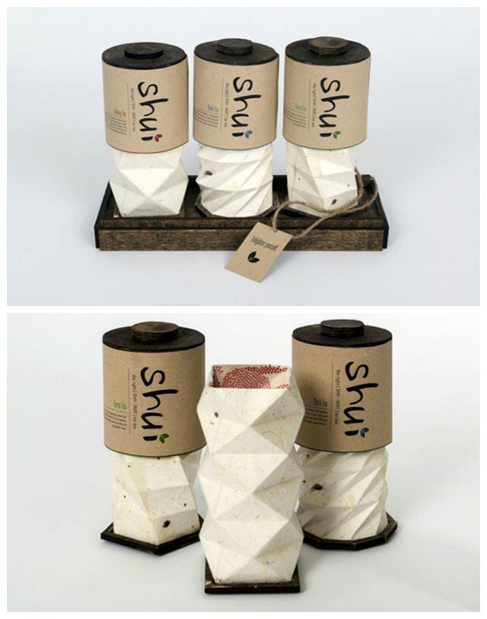 Креативные и оригинальные решения в дизайне упаковки за январь