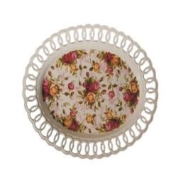 Royal Doulton Royal Albert Old Country Roses Pierced Oval Platter