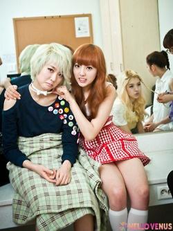 Hello Venus - Lime, YoonJo & Alice