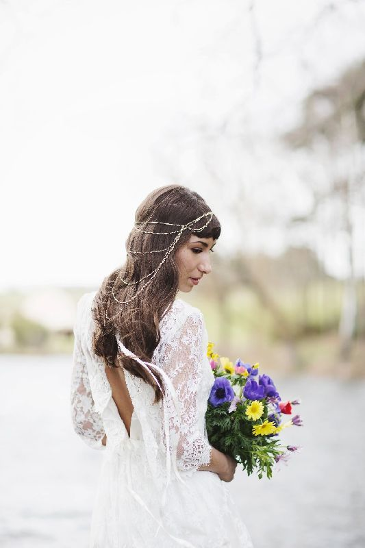 FESTIVAL BRIDES || A Free-spirited Bohemian Styled Shoot with Big Chief Tipis