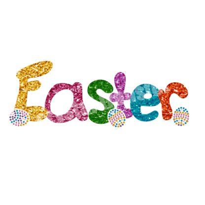 Easter Eggs Rhinestone Heat Transfers Wholesale