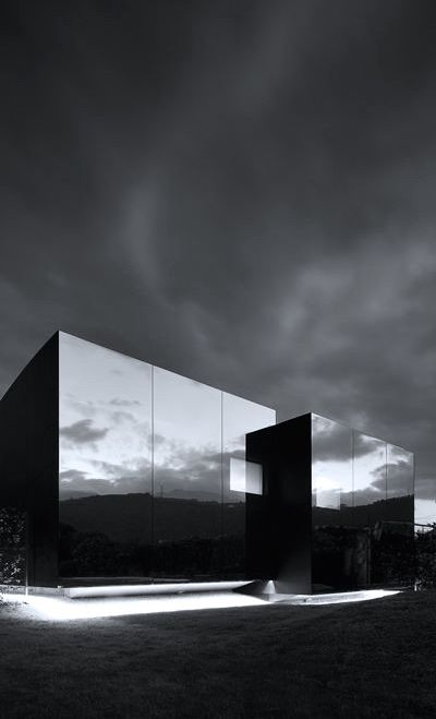 Peter Pichler Architecture | Mirror Houses, 2014 | Bolzano, Italy