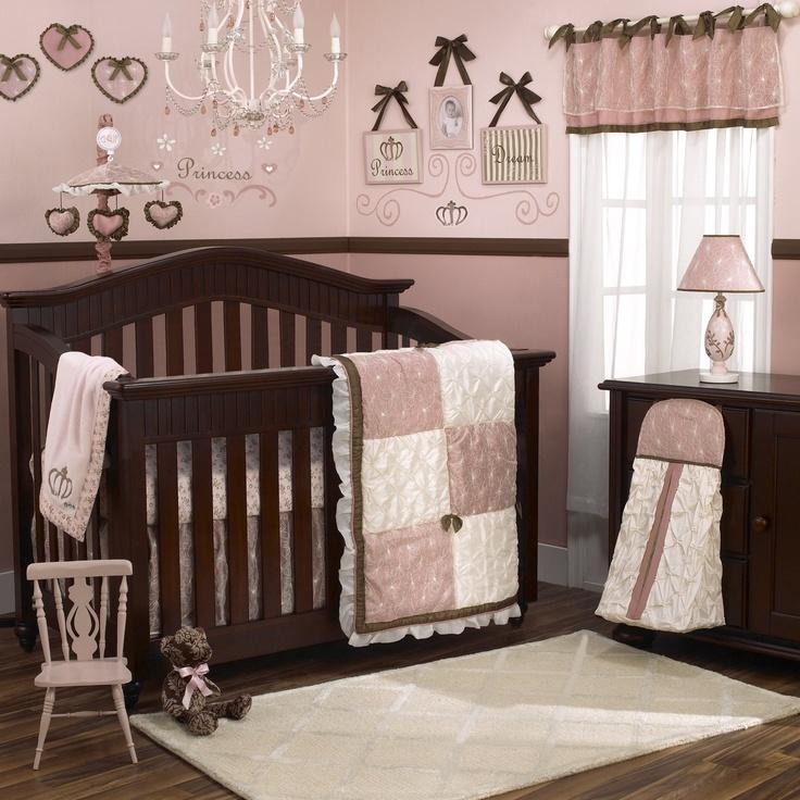 CoCaLo Eight Piece Crib Set Daniella
