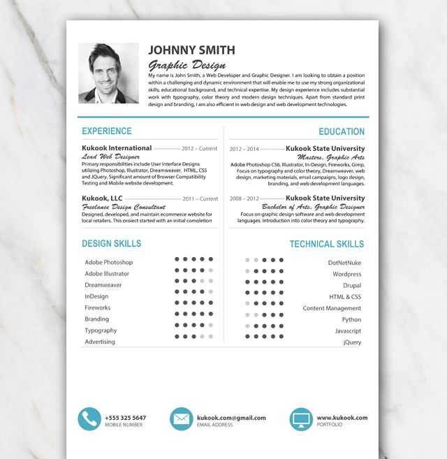 Oltre 25 idee originali per Free resume templates word su - free resume templates download for word
