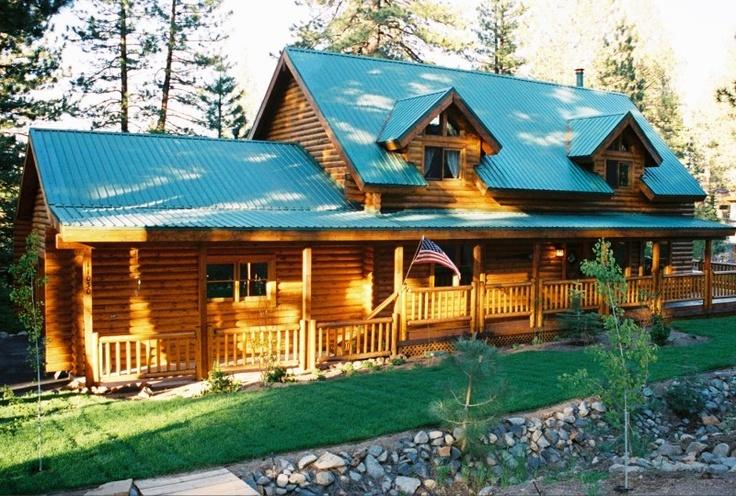 Best 25 log cabin rentals ideas on pinterest north for North lake tahoe cabin rentals