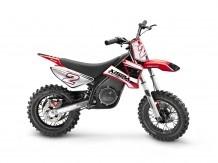 MOTO INFANTIL XISPA ENDUCROSS E10 (XISPAE10)