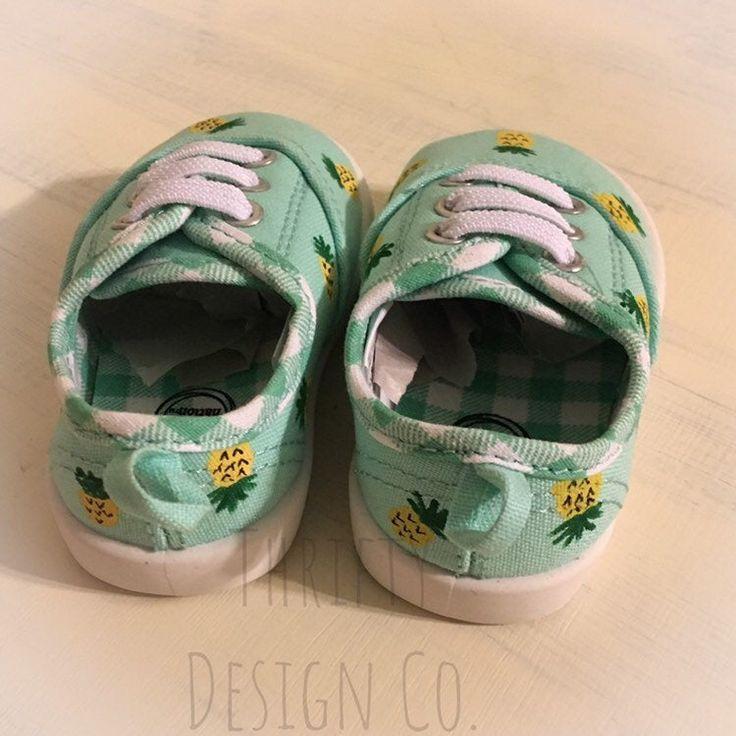 Shoe recipe, Canvas shoes