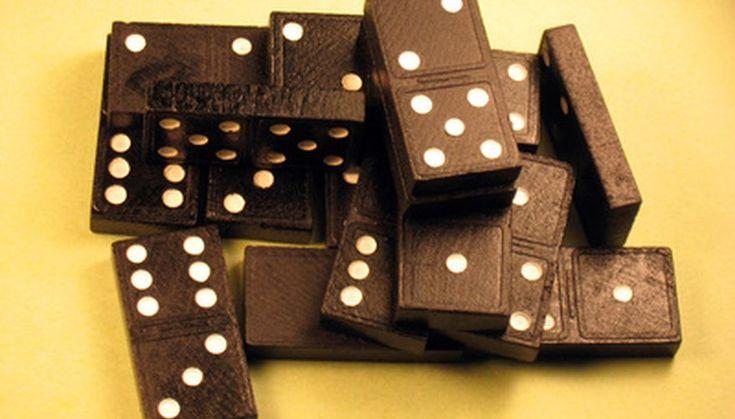 El Domino is a favorite game in Puerto Rico.