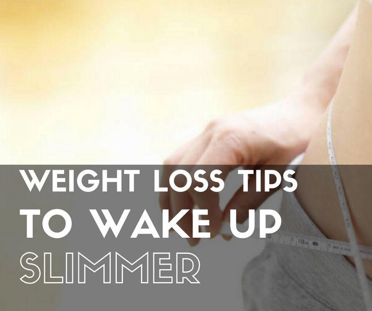 4 Weight Loss Tips to Wake Up Slimmer – John M Wilcott – Medium