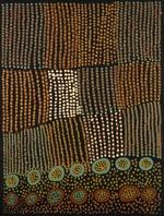 Lucy Ward 120 x 90cm acrylic on linen