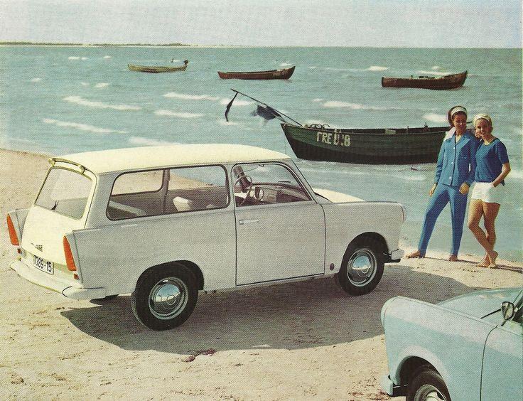 Trabant 601 S Universal - ADV