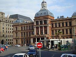 Die hoeksteen van die Ou Raadsaal is op 6 Mei 1889 deur president Kruger gelê