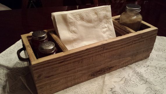 Table Caddy / Table Caddie/ Table by SkilledSmithWorkshop on Etsy