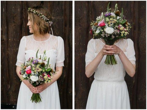 Wedding bouquets / Olga ❤ Fot. Przemysław Borys Fotografia