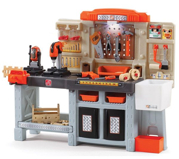 childrens workbench | Review - Encourage Your Little Builder with a Top-Notch Tool Bench for ...
