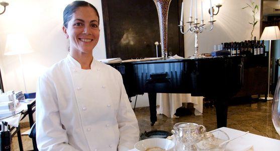 Rosanna Marziale | Culinaria Il gusto dell'Identità  #culinaria14 #unfioreincucina www.culinaria.it