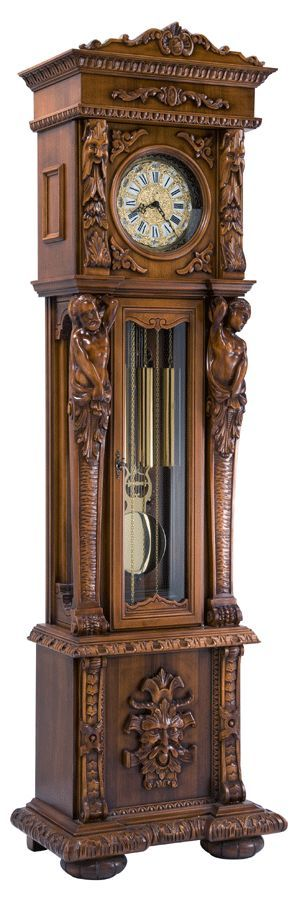 Orchestra Hall Grandfather Clock Home Page