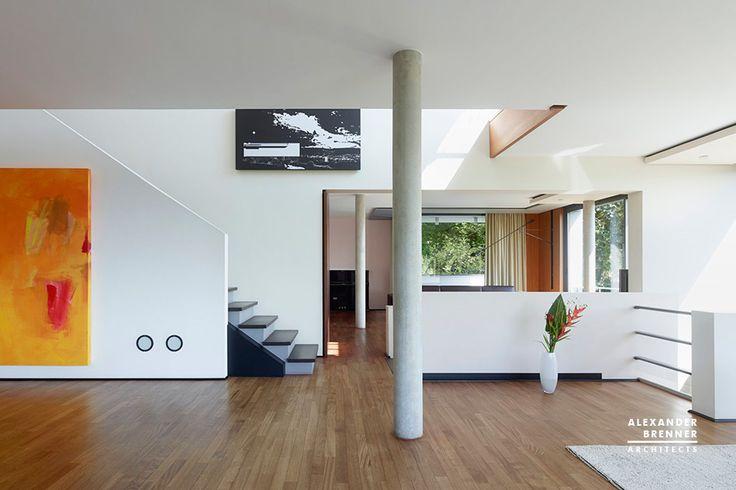 Haus Robo, Stuttgart - Alexander Brenner Architects