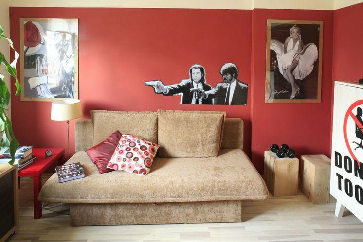 Pokój nastolatka to jego królestwo. Fot. Bartosz Jarosz.