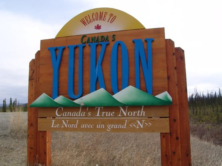 Visited the Yukon again; 2010 road trip.  After leaving there in 1960 it still felt the same!