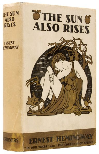 an analysis of the traditional hero in the novel the sun also rises by ernest hemingway Essays related to the sun also rises character analysis 1 lost generation in the sun also rises this refers both to those who lost their lives in the first world.