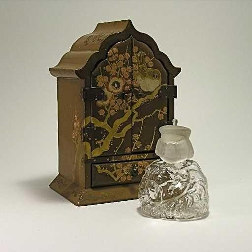 Lot: 200: 1920s Vantines Gardenia Perfume Bottle, Lot Number: 0200, Starting Bid: $150, Auctioneer: Perfume Bottles Auction, Auction: Perfume Bottles Auction, Date: May 1st, 2009 EDT