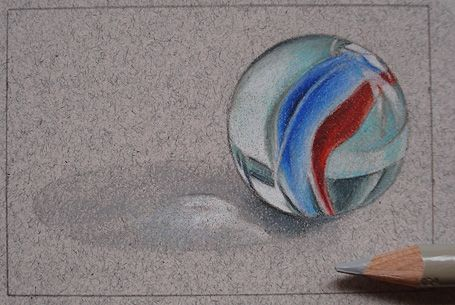Realistic Drawing Techniques in Colored Pencil: Drawing Art, Drawings Techniques, Art Lessons, Drawings Art, Colors Pencil Drawings, How To Drawings, Realistic Drawings, Colored Pencil Drawings, Colored Pencils