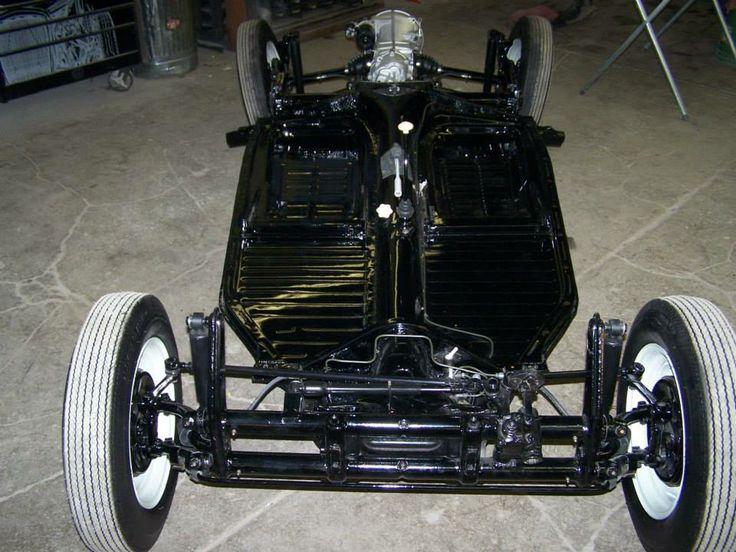 Vintage Auto Restorations 36