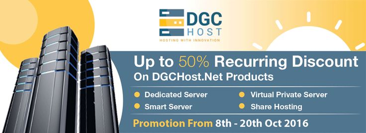 DGCHost.Net delivers high quality, reliable & cost-effective professional hosting and server solutions for businesses of all sizes. We provide several flexible dedicated server, virtual private server, web hosting and domain name solutions at highly competitive rates to our clients.