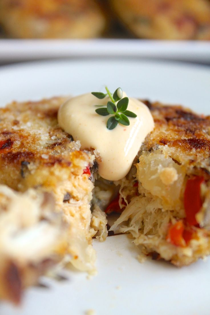 Easy Crab Cake Recipe With Saltines
