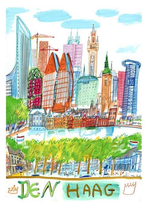Den Haag by Guus van Eck