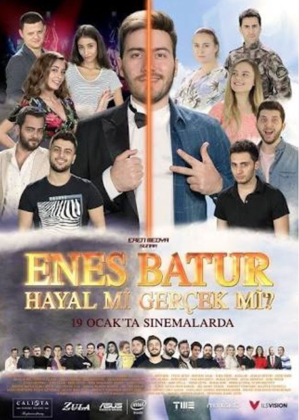 Enes Batur Hayal Mi Gercek Mi Komedi Filmleri Film Gercekler