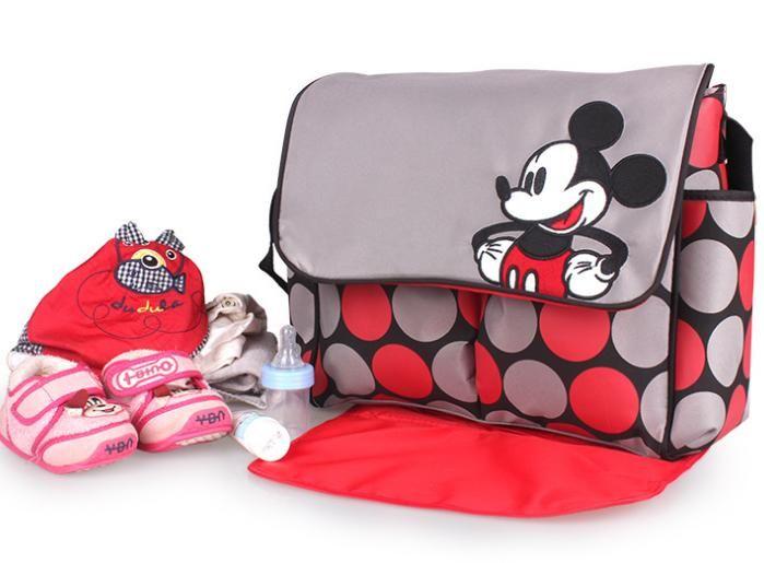 Multifunctional Stroller Car Seat Bag Mickey Winne Baby Diaper Nappy Bag Mummy Maternity Storage Bags bolsas de bebe maternidade♦️ SMS - F A S H I O N 💢👉🏿 http://www.sms.hr/products/multifunctional-stroller-car-seat-bag-mickey-winne-baby-diaper-nappy-bag-mummy-maternity-storage-bags-bolsas-de-bebe-maternidade/ US $16.22