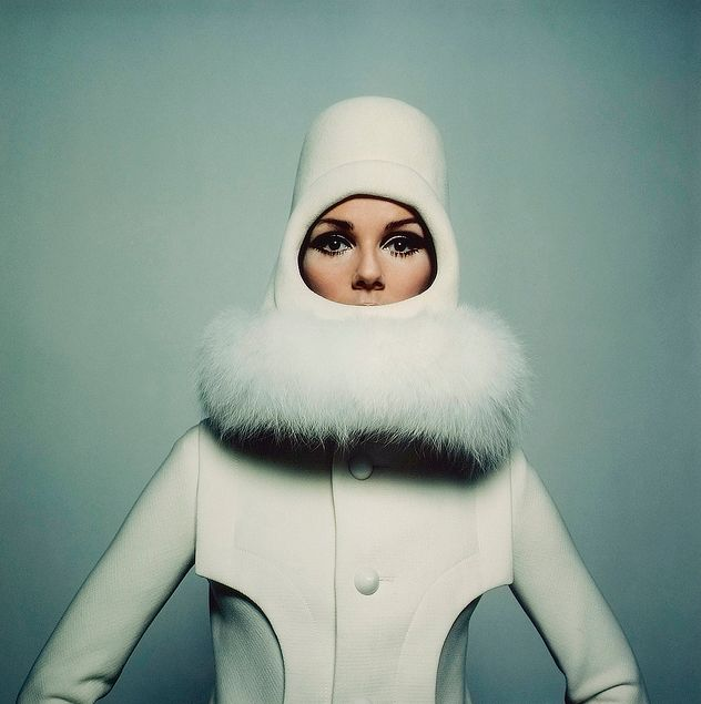 Courrèges, photo Peter Knapp | Madame Rêve Paris
