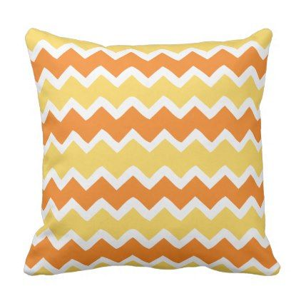 Chevron Throw Pillow - home gifts ideas decor special unique custom individual customized individualized