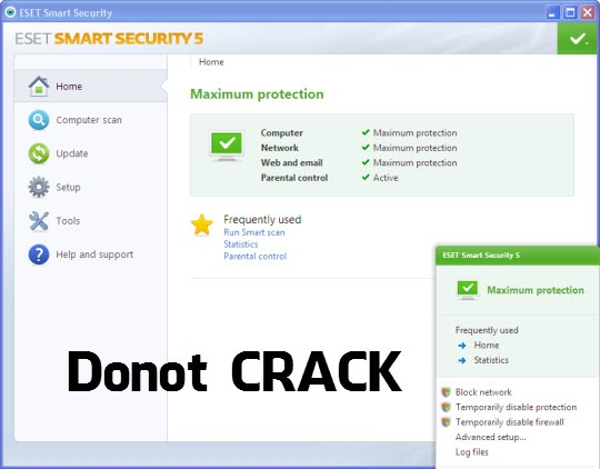 [Tut] How to setup ESET Smart Security 5 with license key | Free license for you !!! | Pinterest